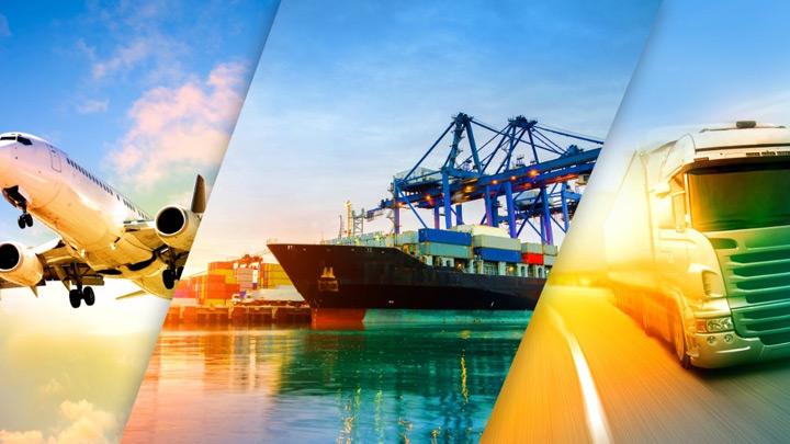 شرکت حمل و نقل بین المللی