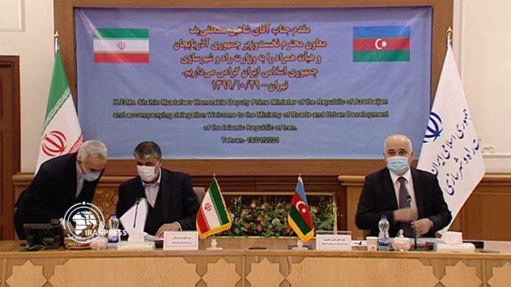 همکاری حمل و نقلی و ترانزیت ایران با آذربایجان افزایش مییابد