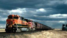 حمل ریلی و حمل با قطار